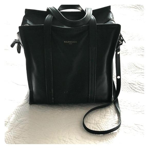 d483aa86ece3 Balenciaga Handbags - Authentic Balenciaga Bazar Shopper Tote